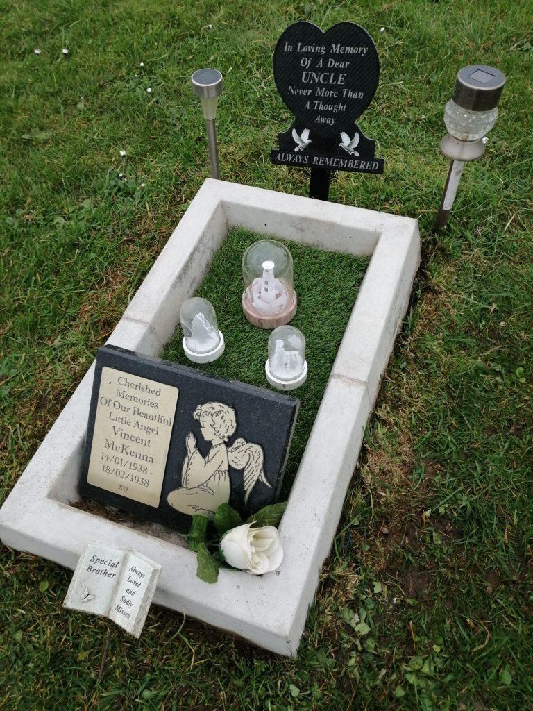 Baby's Grave
