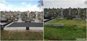 Renovating and restoring Old Graves
